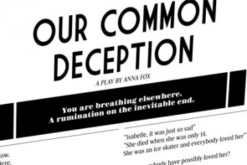 Our Common Deception by Anna Fox - Issue 1 of Bare Fiction Magazine