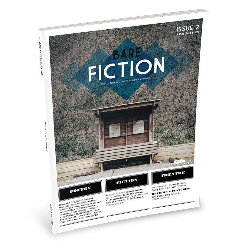Bare Fiction Magazine Issue 2