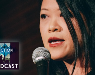 May-Lan Tan on the Bare Fiction Podcast