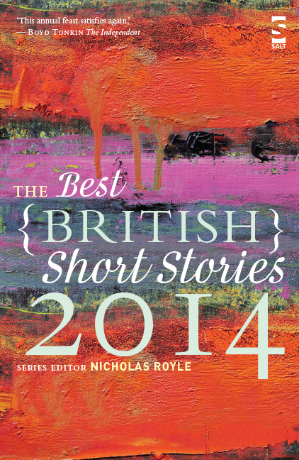 The Best British Short Stories 2014