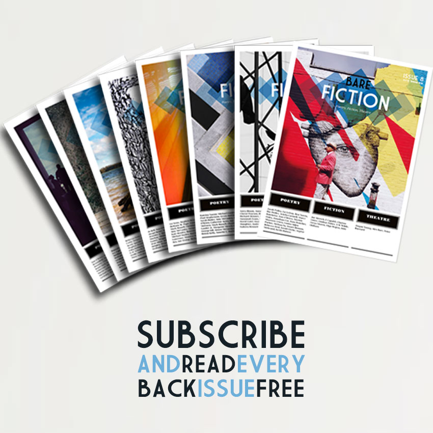 0b7cc89fd28d Bare Fiction Magazine Subscription  3 print issues + free digital access (1  year) • Bare Fiction Magazine