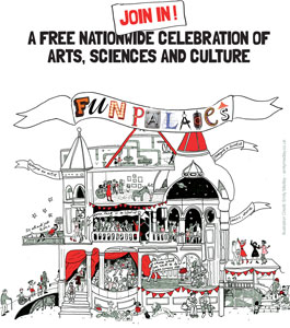 Download the Fun Palaces A5 Poster