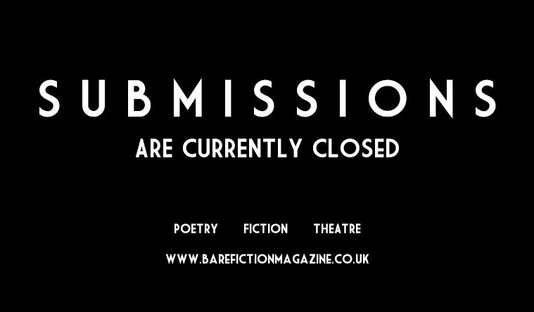 Submissions: Poetry, Fiction & Plays | Bare Fiction Magazine